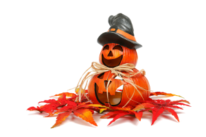 Image of a Halloween character
